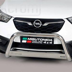 Opel Crossland X 2017 - EU engedélyes Gallytörő rács - mt-133