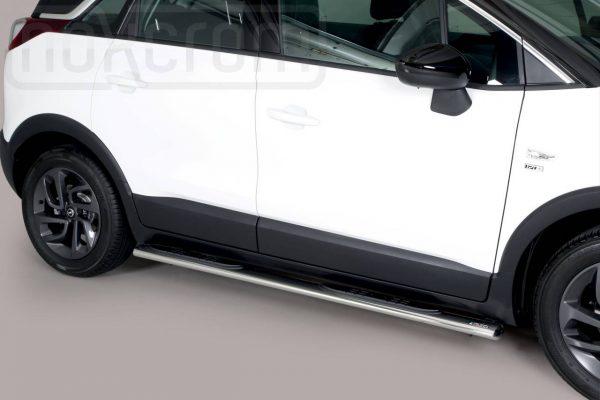 Opel Crossland X 2017 - Ovális oldalfellépő - mt-192