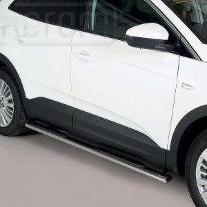 Opel Grandland X 2018 - Ovális oldalfellépő - mt-192