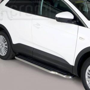 Opel Grandland X 2018 - Lemezbetétes oldalfellépő - mt-221