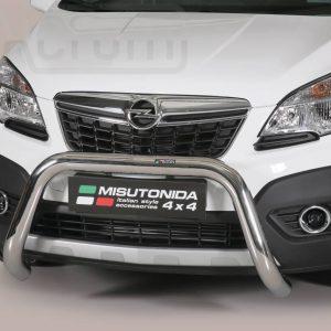 Opel Mokka 2012 2016 - EU engedélyes Gallytörő rács - U alakú - mt-157