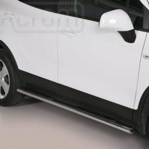 Opel Mokka 2012 2016 - Ovális oldalfellépő - mt-192