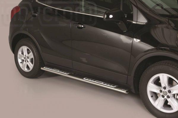 Opel Mokka X 2016 - ovális oldalfellépő betéttel - mt-111