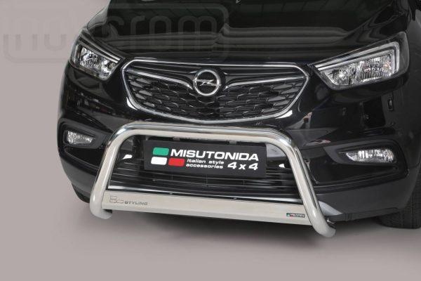 Opel Mokka X 2016 - EU engedélyes Gallytörő rács - mt-133