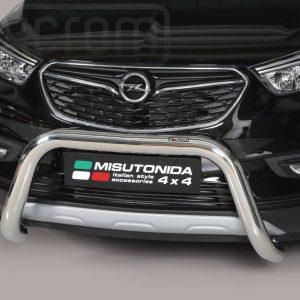 Opel Mokka X 2016 - EU engedélyes Gallytörő rács - U alakú - mt-157