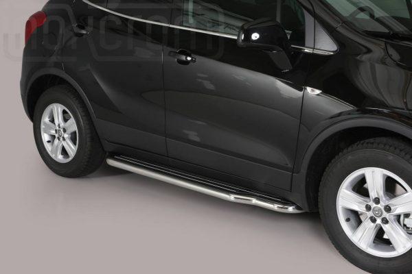 Opel Mokka X 2016 - Lemezbetétes oldalfellépő - mt-221