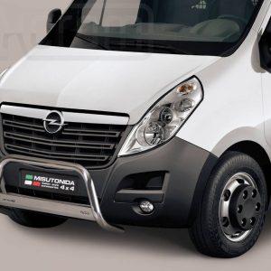 Opel Movano 2010 - EU engedélyes Gallytörő rács - mt-133