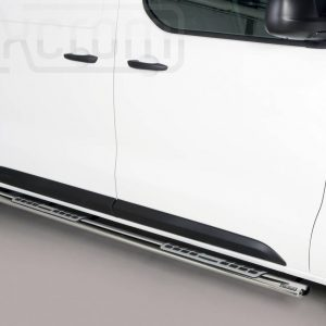 Opel Vivaro 2019 - ovális oldalfellépő betéttel - mt-129