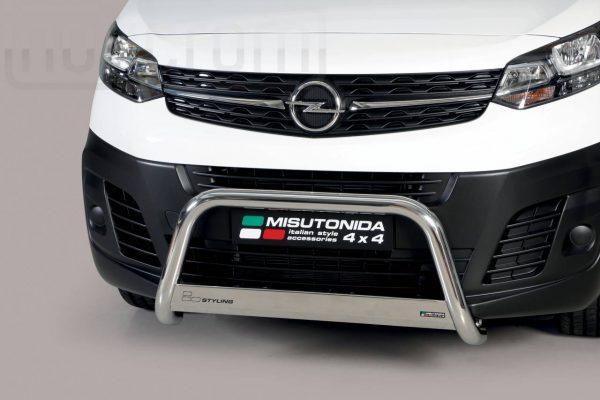 Opel Vivaro 2019 - EU engedélyes Gallytörő rács - mt-133