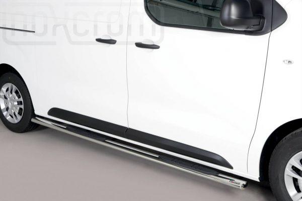 Opel Vivaro 2019 - Ovális oldalfellépő - mt-209