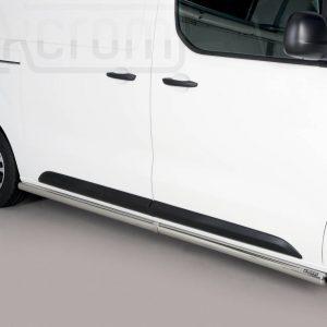 Opel Vivaro 2019 - oldalsó csőküszöb - mt-300