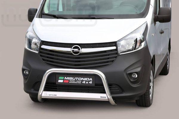 Opel Vivaro Swb 2014 2018 - EU engedélyes Gallytörő rács - mt-133