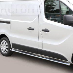 Opel Vivaro Swb 2014 2018 - Ovális oldalfellépő - mt-192