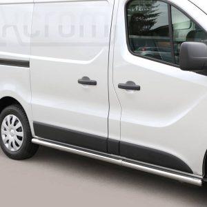 Opel Vivaro Swb 2014 2018 - oldalsó csőküszöb - mt-275