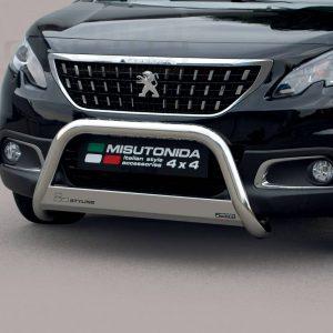 Peugeot 2008 2016 - EU engedélyes Gallytörő rács - mt-133