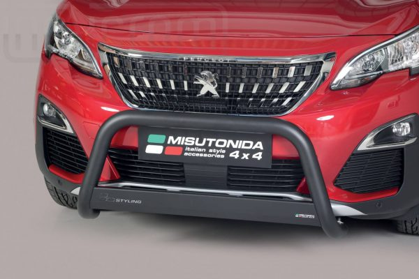 Peugeot 3008 2016 - EU engedélyes Gallytörő rács - mt-142