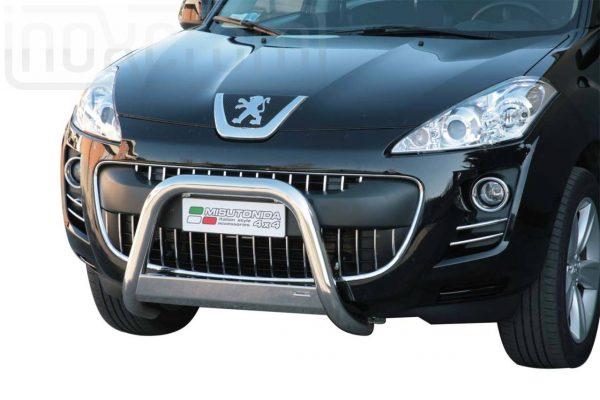 Peugeot 4007 2008 - EU engedélyes Gallytörő rács - mt-133