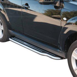 Peugeot 4007 2008 - Lemezbetétes oldalfellépő - mt-221