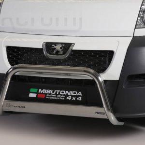 Peugeot Boxer Mwb Swb 2006 2013 - EU engedélyes Gallytörő rács - mt-133
