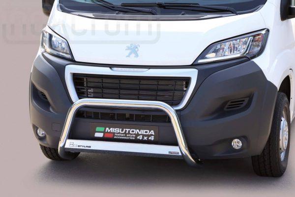 Peugeot Boxer Mwb Swb Lwb 2014 - EU engedélyes Gallytörő rács - mt-133
