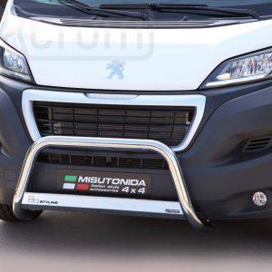 Peugeot Boxer Mwb Swb Lwb 2014 - EU engedélyes Gallytörő rács - mt-219