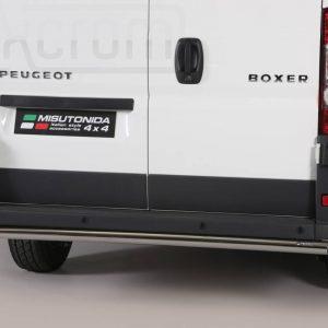 Peugeot Boxer Mwb Swb Lwb 2014 - Hátsó lökhárító - mt-229