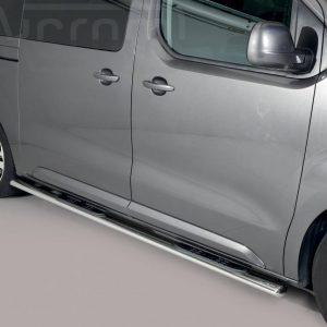 Peugeot Expert Traveller Mwb Lwb 2016 - Ovális oldalfellépő - mt-202