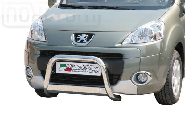 Peugeot Partner 2008 2015 - EU engedélyes Gallytörő rács - mt-133