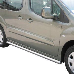 Peugeot Partner 2008 2015 - oldalsó csőküszöb - mt-275