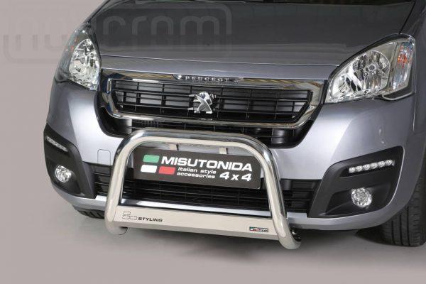 Peugeot Partner 2016 - EU engedélyes Gallytörő rács - mt-133