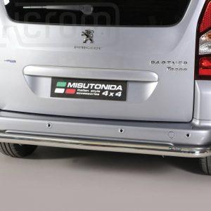 Peugeot Partner 2016 - Hátsó lökhárító - mt-229
