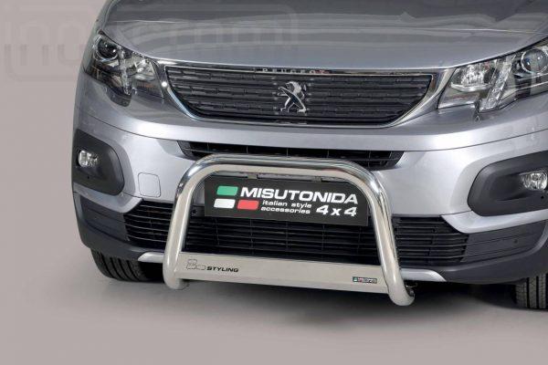 Peugeot Rifter Mwb 2018 - EU engedélyes Gallytörő rács - mt-133