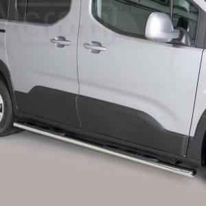 Peugeot Rifter Mwb 2018 - Ovális oldalfellépő - mt-205