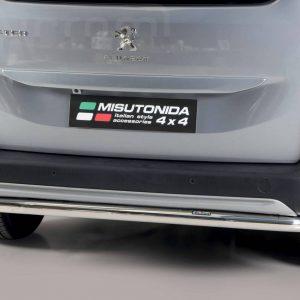 Peugeot Rifter Mwb 2018 - Hátsó lökhárító - mt-229
