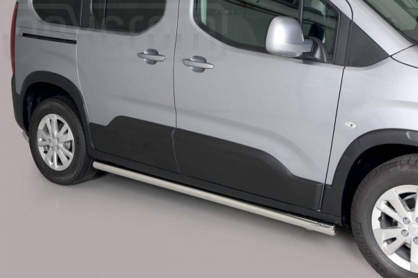 Peugeot Rifter Mwb 2018 - oldalsó csőküszöb - mt-295