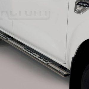 Renault Alaskan 2018 - ovális oldalfellépő betéttel - mt-111