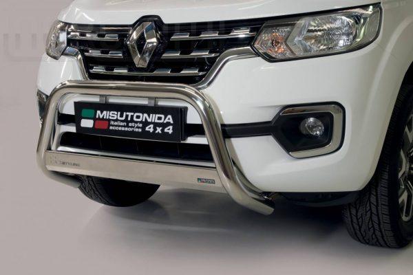 Renault Alaskan 2018 - EU engedélyes Gallytörő rács - mt-133