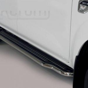 Renault Alaskan 2018 - Lemezbetétes oldalfellépő - mt-221