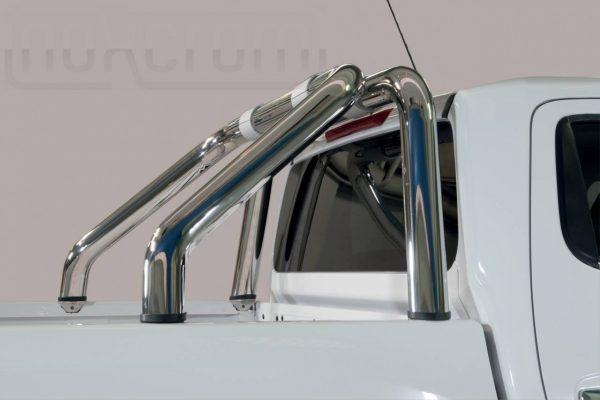 Renault Alaskan 2018 - Dupla borulásvédő - rövid - mt-237