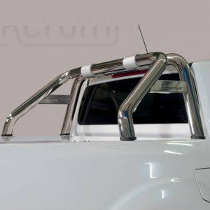 Renault Alaskan 2018 - Dupla borulásvédő - összekötővel rövid - mt-239