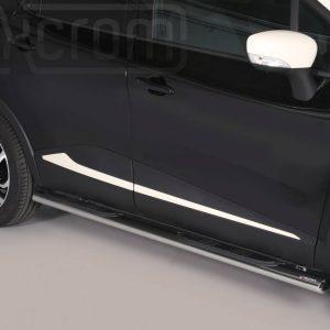 Renault Captur 2013 2017 - Ovális oldalfellépő - mt-192