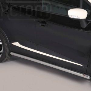 Renault Captur 2013 2017 - oldalsó csőküszöb - mt-275