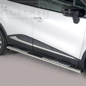 Renault Captur 2018 - ovális oldalfellépő betéttel - mt-111