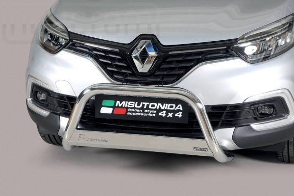 Renault Captur 2018 - EU engedélyes Gallytörő rács - mt-133