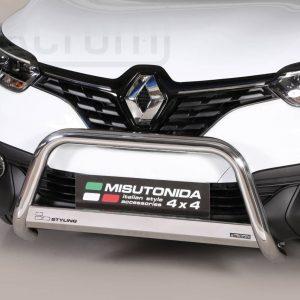 Renault Kadjar 2015 - EU engedélyes Gallytörő rács - mt-133