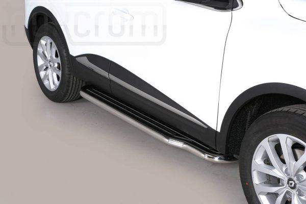 Renault Kadjar 2015 - Lemezbetétes oldalfellépő - mt-221