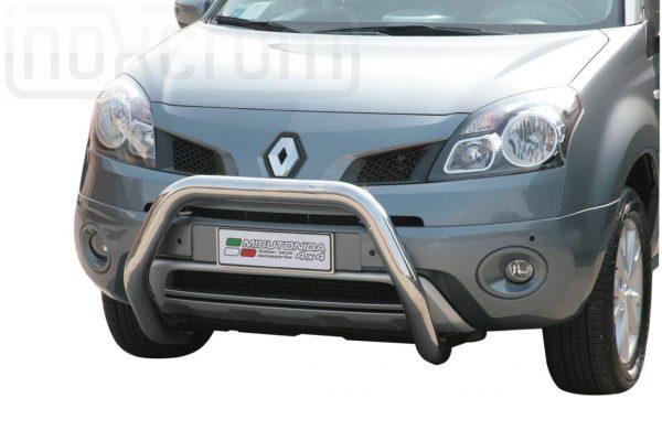Renault Koleos 2008 2011 - EU engedélyes Gallytörő rács - U alakú - mt-157