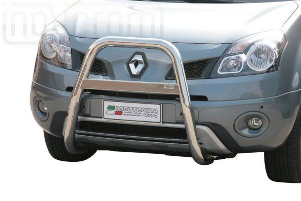 Renault Koleos 2008 2011 - EU engedélyes Gallytörő rács - magasított - mt-214