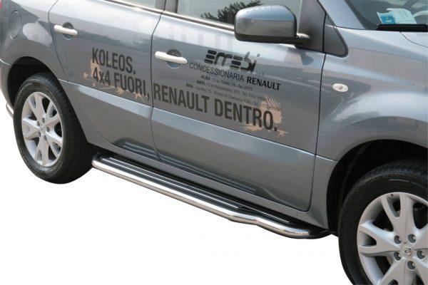 Renault Koleos 2008 2011 - Lemezbetétes oldalfellépő - mt-221