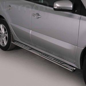 Renault Koleos 2011 - ovális oldalfellépő betéttel - mt-111